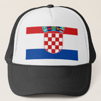 Boné Croatia: Bandeira de Croatia