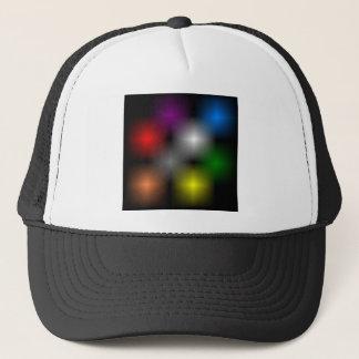 Boné cromático da bola do cubo