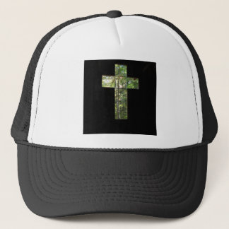 Boné Cruz da janela