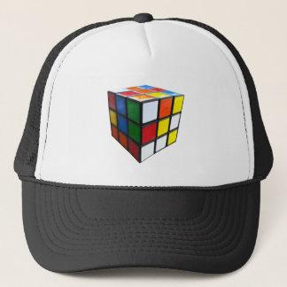 Boné cubo do quebra-cabeça dos anos 80