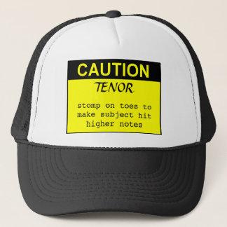 Boné Cuidado: Conteúdo