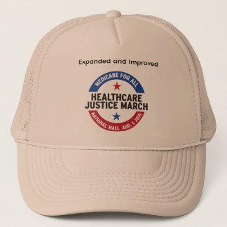 Boné cuidados médicos para todo o chapéu do março de