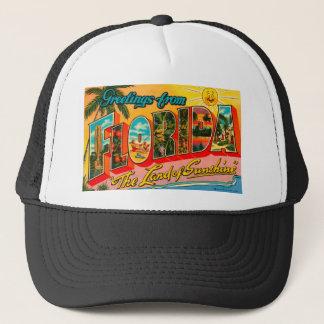 Boné Cumprimentos de Florida