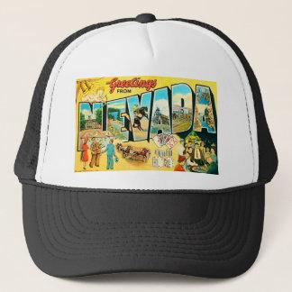 Boné Cumprimentos de Nevada