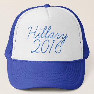 Boné Cursive de Hillary 2016