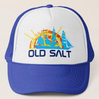 Boné Customizável bonito um--um-amável de sal velho