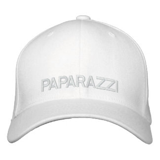 Boné customizável dos PAPARAZZI por eZaZZleMan.com