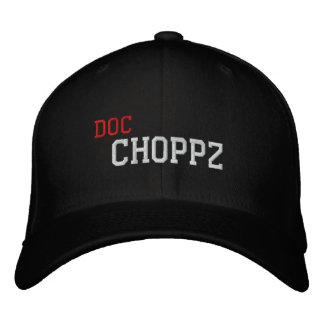Boné da assinatura do Doc Choppz