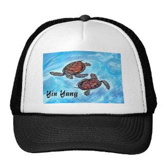 Boné da bola das tartarugas de Yin Yang