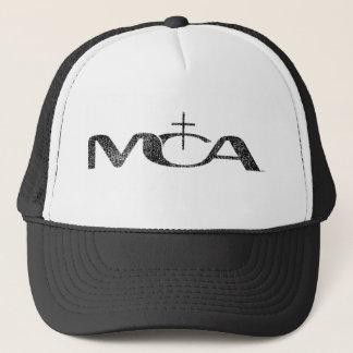Boné da bola do MCA