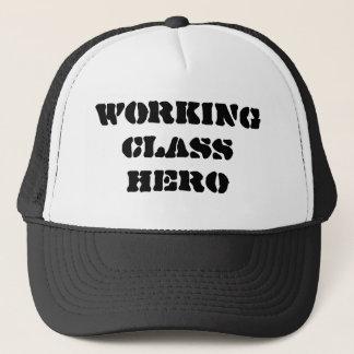 """Boné Da """"chapéu do herói classe trabalhadora"""""""