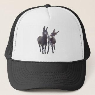 """Boné Da """"chapéu dos asnos senhorita"""""""