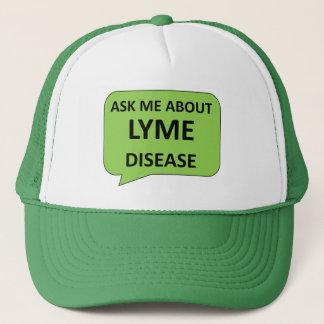Boné da consciência da doença de Lyme
