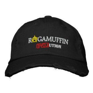 Boné da evolução do Ragamuffin