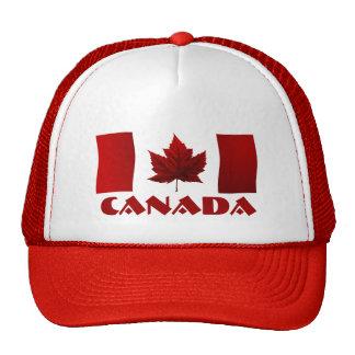 Boné da lembrança de Canadá do chapéu do camionist