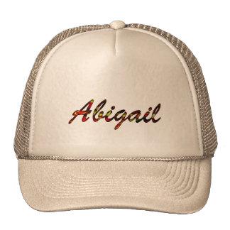 Boné da malha do Brown de Abigail