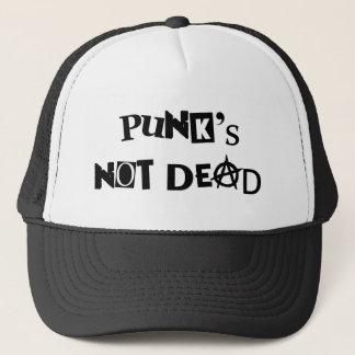 Boné da música nao inoperante do punk do punk anarquia