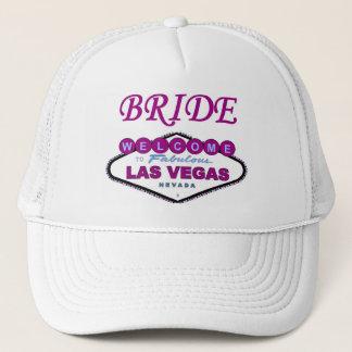 Boné da NOIVA de Las Vegas! Cor NOVA da ameixa