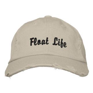 Boné da vida do flutuador