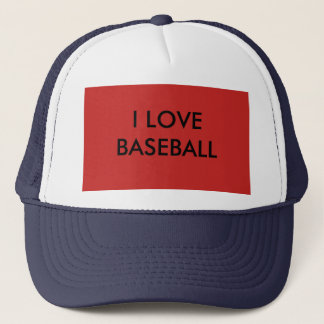 boné de beisebol