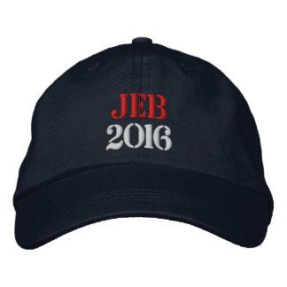 Boné de beisebol 2016 de JEB