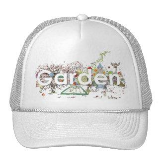 Boné de beisebol criativo engraçado de jardinagem