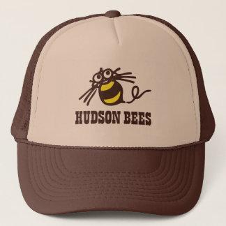 Boné de beisebol das abelhas de Hudson (Brown)