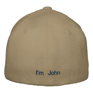 Boné de beisebol de John