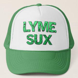 Boné de beisebol de Sux da doença de Lyme