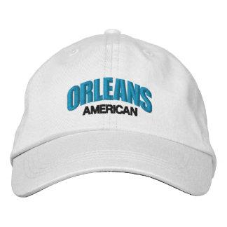 Boné de beisebol do americano de Orleans