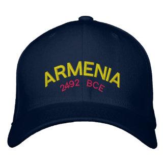 Boné de beisebol do costume de Arménia