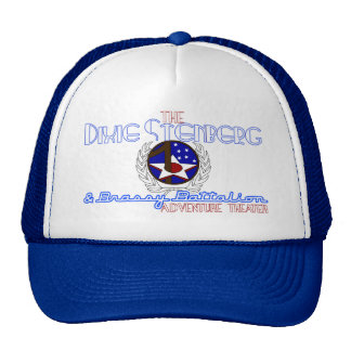 Boné de beisebol do logotipo de Dixie
