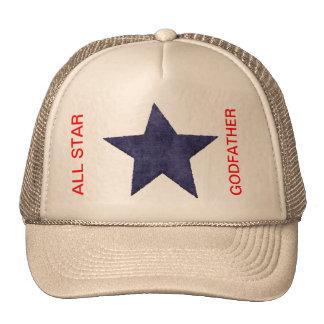 Boné de beisebol do PADRINHO de All Star