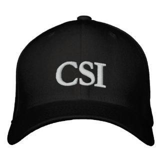 Boné de beisebol do programa televisivo de CSI Las