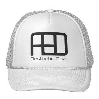 Boné de beisebol estético do logotipo do Daze