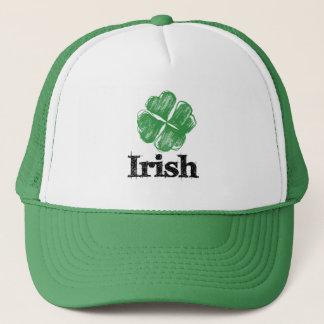Boné de beisebol irlandês