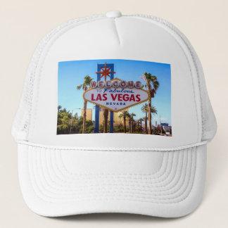 Boné Dê boas-vindas a Las Vegas ao chapéu