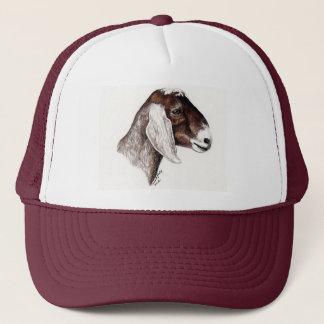 "Boné De ""chapéu animal da arte da cabra Nubian"""