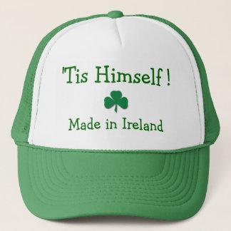 "Boné De ""chapéu irlandês Tis ele mesmo"