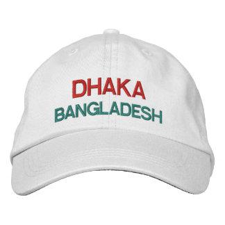 Boné de Dhaka Bangladesh Emroidred