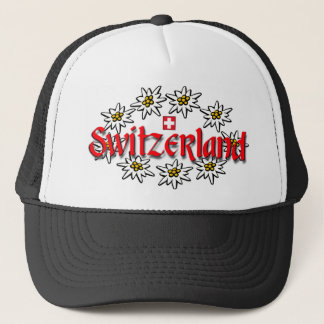 Boné de Edelweiss da suiça
