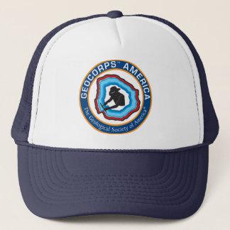 Boné de GeoCorps América