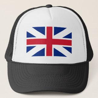 Boné de Grâ Bretanha - bandeira de união de