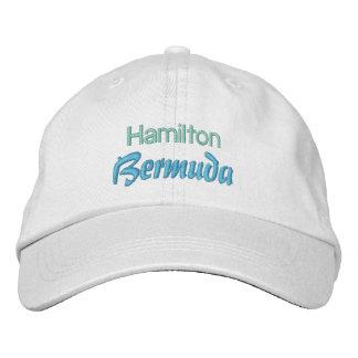 Boné de HAMILTON, BERMUDA