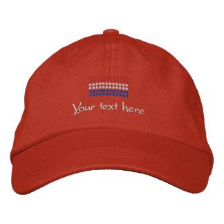 Boné de Holland - chapéu holandês da bandeira