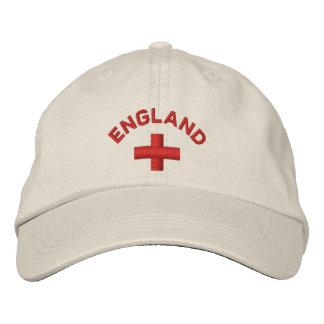 Boné de Inglaterra - bandeira inglesa da cruz