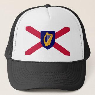 Boné de Ireland - protetor da cruz & da harpa