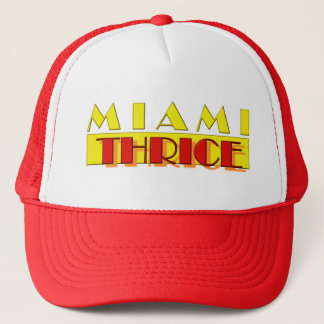 Boné De Miami chapéu extremamente