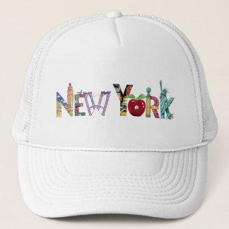 Boné de New York