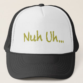 Boné de Nuh Uh
